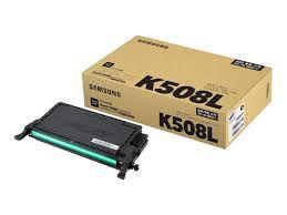 Toner Samsung CLT K508L Black Original