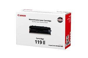 Cartucho de Toner Preto Canon 119 II (3480B001)