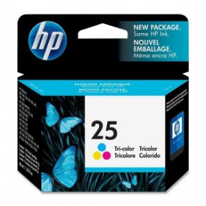 CARTUCHO HP 25 COLOR 51625A - HP