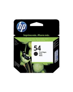 Cartucho HP 54 preto CB334AL  Original HP CX 1 UN