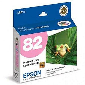 Cartucho de Tinta Epson 82N  Ligth Magenta T082620 Original