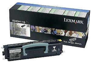 Toner Lexmark X340 X340H11G Original