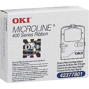 FITA PARA IMPRESSORA MICROLINE OKIDATA 42377801 BLACK