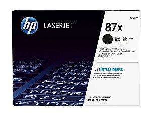 Toner HP LaserJet 87X preto CF287X Original