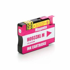 Compativel: Cartucho HP 933XL Magenta CN055AL Mecsupri