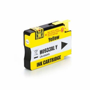 Compativel: Cartucho de Tinta HP 933XL  - Yellow - CN056AL - Mecsupri