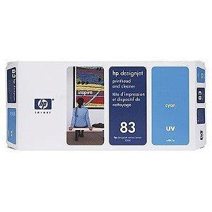 Cabeça de Impressão HP 83 Cyan C4961A Original