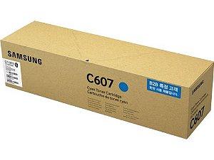 Cartucho de Toner Ciano Samsung CLT-C607S Original