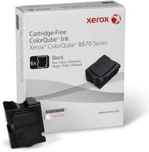 Cera Preta 8870/8880 Xerox - 108R00961 Caixa c/ 6 unidades
