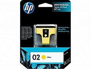 Cartucho HP 02 Yellow C8773WL