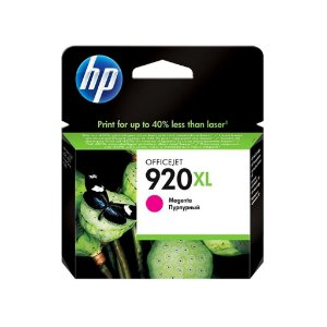 Cartucho HP 920XL Magenta Original (CD973AL) Para HP Officejet 7500A, 6000dwn, 6500A CX 1 UN