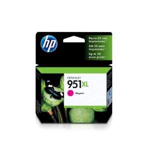 Cartucho HP 951XL Magenta Original (CN047AB)  CX 1 UN