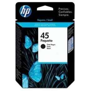 Cartucho de Tinta HP 45 Preto - 51645GL (21ML)