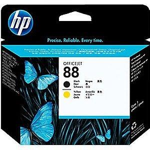 Cabeça de impressão 88 black e yellow C9381A HP CX 1 UN