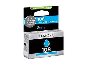 Cartucho de Tinta Lexmark 108 Ciano (14N0337)