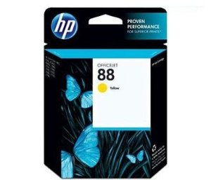 Cartucho HP 88 amarelo 13ml c9388al HP CX 1 UN