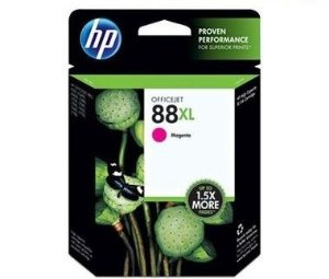 Cartucho HP 88xl magenta 22,5ml C9392AL HP CX 1 UN