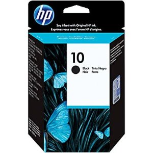 Cartucho HP 10 preto 69ml c4844a HP CX 1 UN