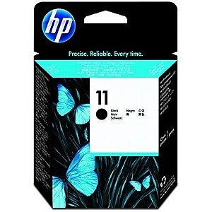 Cabeça de impressão Original  HP 11 preto 8ml C4810A CX 1 UN