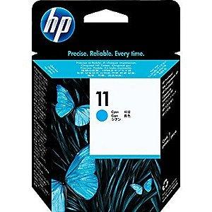 Cabeça de impressão Original  HP 11 ciano 8ml C4811A HP CX 1 UN