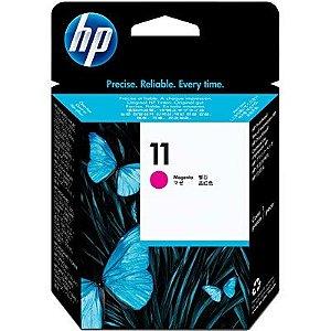 Cabeça de impressão 11 magenta 8ml c4812a HP CX 1 UN