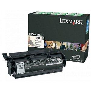 TONER LEXMARK ORIGINAL T650H11L | T650H80G | T650H11B BLACK