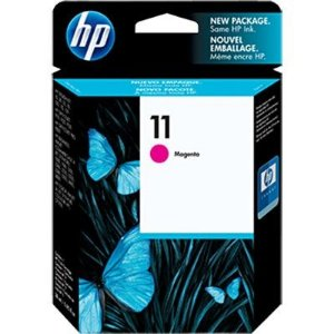 Cartucho HP 11 Magenta C4837A Original