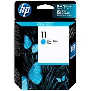 Cartucho Original  HP 11 ciano 28ml C4836A  CX 1 UN