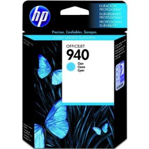 Cartucho HP 940 Ciano C4903AB Original