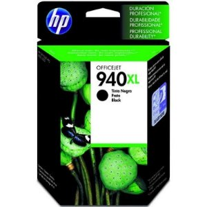 Cartucho HP 940XL Preto (C4906A)