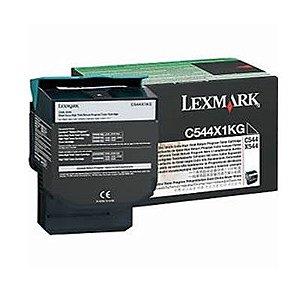 Cartucho de Toner Preto Lexmark C544 / X544 / C544X1KG Original