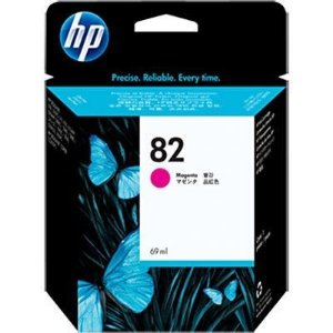 Cartucho HP 82 magenta c4912a HP CX 1 UN 69Ml