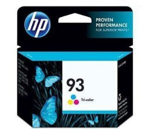Cartucho HP 93 Tricolor 7ml C9361WB HP CX 1 UN