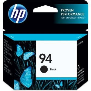 Cartucho HP 94 preto 12ml C8765WB HP CX 1 UN