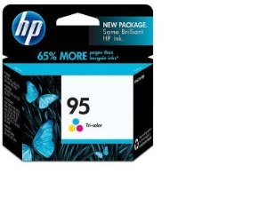 Cartucho HP 95 colorido 7ml c8766wl HP CX 1 UN