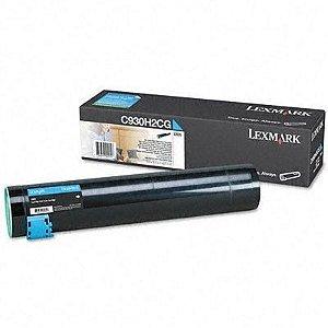 Cartucho de Toner Lexmark C930 Ciano 24K C930H2CG Original