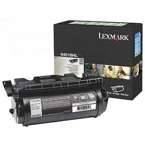 Toner Lexmark 64018HL Original