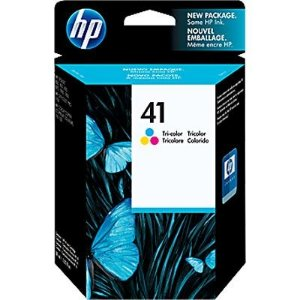 Cartucho HP 41 tricolor 39ml 51641a Original