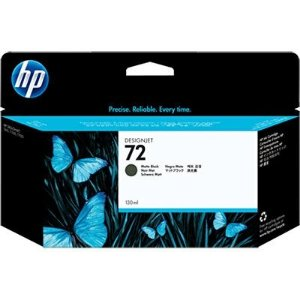 Cartucho de Tinta HP 72 Preto Mate 130ml - C9403A Original