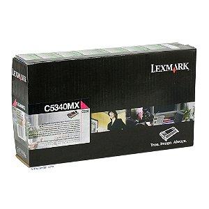 Toner Original Lexmark C5340MX C534 C534n C534dn C534dtn