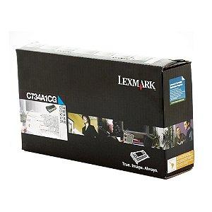 Toner Lexmark C734dn C736 C734A1CG Original