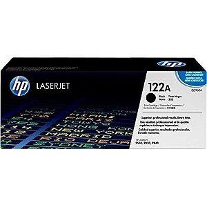Cartucho toner HP 122A laserjet Preto Q3960A HP CX 1