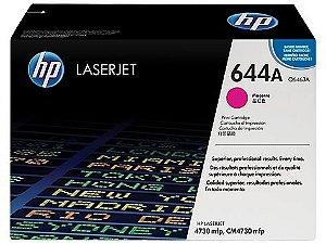 Cartucho de Toner LaserJet HP 644A Magenta Q6463A Original