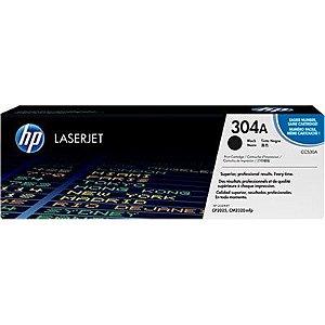 Toner HP 304A Preto Laserjet Original (CC530A) Para HP Laserjet CP2025dn, CM2320n, CM2320nf CX 1 UN