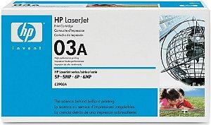 Cartucho toner p/HP laserjet c3903a HP CX 1 UN