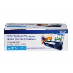 Toner Brother Tn-315c / Ciano - Novo 100% Original