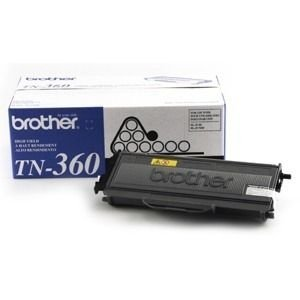 Cartucho De Toner Brother TN360 Original Hl2140 Dcp7040