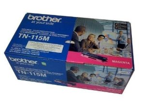 Toner Brother 9040 TN-115M Original HL-4040 - 4000 Pgs – Magenta