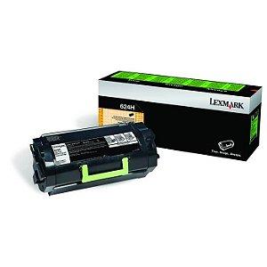 Toner Lexmark  62DBH00 624H / 62D4H00 62BH Original