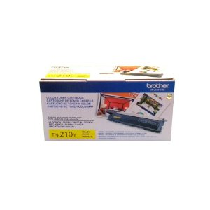 Cartucho de Toner Brother TN210Y Amarelo Original